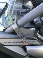 Extreme Metal Products, LLC - Can-Am Maverick X3 Half Windshield - Image 4