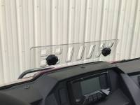Extreme Metal Products, LLC - Yamaha Wolverine X2 Hardcoated Polycarbonate Windshield with Vent - Image 3