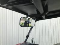 "UTV Parts & Accessories - Extreme Metal Products, LLC - Wolverine X-2, 13"" Wide Panoramic Rear View Mirror"