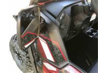 Yamaha Wolverine X2/X4 Folding Side Mirrors