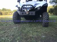 Extreme Metal Products, LLC - Wolverine Front Winch Bumper - Image 7