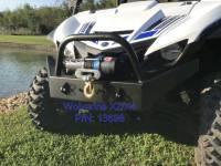 Wolverine Front Winch Bumper