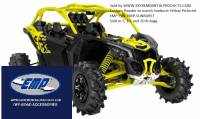 Can-Am Sunburst Yellow Powder Coat (raw material to powder coat parts) Matches Can-Am Sunburst Yellow