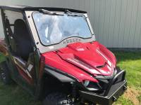 UTV Parts & Accessories - Yamaha - Extreme Metal Products, LLC - Wolverine X-2 Laminated Glass Windshield
