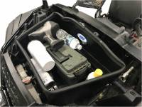 Extreme Metal Products, LLC - Honda Pioneer 500 Front Underhood Tray - Image 2