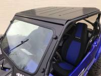 Extreme Metal Products, LLC - 2019 Yamaha YXZ Laminated Glass Windshield - Image 5