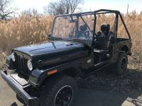 Extreme Metal Products, LLC - Mahindra Roxor Hard Coated Polycarbonate Windshield - Image 3