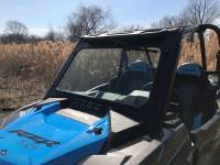 rzr turbo glass windshield from EMP