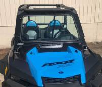 Extreme Metal Products, LLC - RZR Turbo and XP1000 Laminated Safety Glass Windshield (wiper options available) NOTE: will not fit the Turbo-S - Image 2