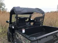 UTV Parts & Accessories - CF Moto - Extreme Metal Products, LLC - CF Moto Uforce 500 & 800 Hard Coated Cab Back/Dust Stopper