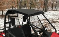 Extreme Metal Products, LLC - Honda Pioneer 500 Roof, Windshield, Cab Back Combo