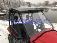 Extreme Metal Products, LLC - Honda Pioneer 500 Roof, Windshield, Cab Back Combo - Image 2