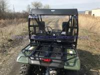 Extreme Metal Products, LLC - Honda Pioneer 500 Roof, Windshield, Cab Back Combo - Image 5