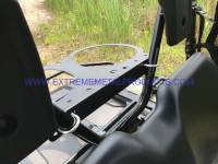 Extreme Metal Products, LLC - Honda Pioneer 500 Dual Bucket Rack (does not include buckets) - Image 2