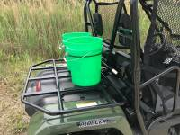 Extreme Metal Products, LLC - Honda Pioneer 500 Dual Bucket Rack (does not include buckets) - Image 3