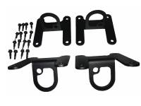 4WD Accessories/Rock Crawler - Extreme Metal Products, LLC - Ford F150 F250 F350 Bed Tie Down Bracket Set (set of four)