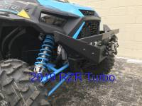 Extreme Metal Products, LLC - RZR NITRO Front  Bumper / Brush Guard with Winch Mount (XP1K, 2015-19 RZR 900 and 2016-18 RZR 1000-S) - Image 11