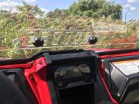 Extreme Metal Products, LLC - Honda Talon Windshield and Cab Back/Dust Stopper Combo Deal (Hard Coated on Both Sides) (Two Items in Combo) - Image 5