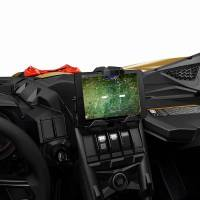 Extreme Metal Products, LLC - Can-Am X3 Tablet Holder/Glove Box