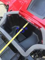 Extreme Metal Products, LLC - Honda Talon Underhood Storage Box - Image 4