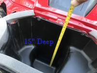 Extreme Metal Products, LLC - Honda Talon Underhood Storage Box - Image 5