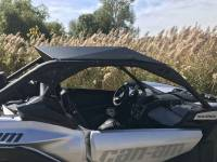 "Extreme Metal Products, LLC - Can-Am Maverick X3 Aluminum ""Stealth"" Top/Roof - Image 2"