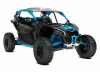 Extreme Metal Products, LLC - Can-Am Octane Blue (raw material to powder coat parts) - Image 2