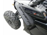 Extreme Metal Products, LLC - Can-Am Maverick X3 Wide Molded Fenders/Fender Flares - Image 3