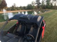 """Extreme Metal Products, LLC - Can-Am Maverick X3 """"Cooter Brown"""" Top/Roof with Stereo Pod - Image 9"""