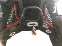 Honda - Talon - Extreme Metal Products, LLC - Honda Talon Winch Mount