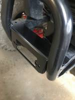 Extreme Metal Products, LLC - Honda Talon Winch Mount - Image 4