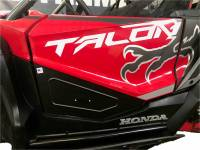 Honda - Talon - Extreme Metal Products, LLC - Honda Talon Lower Door Set