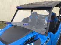 Extreme Metal Products, LLC - Polaris General roof, windshield, cab back combo - Image 4