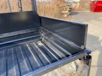 Extreme Metal Products, LLC - Kubota RTV Cargo Bed Side Extensions - Image 3