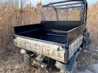 Extreme Metal Products, LLC - Kubota RTV Cargo Bed Side Extensions - Image 8