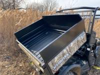 Extreme Metal Products, LLC - Kubota RTV Cargo Bed Side Extensions - Image 10