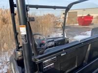Extreme Metal Products, LLC - Kubota RTV Cab Back/Dust Stopper (Hard Coated on Both Sides) - Image 3