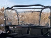 Extreme Metal Products, LLC - Kubota RTV Cab Back/Dust Stopper (Hard Coated on Both Sides) - Image 4
