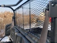 Extreme Metal Products, LLC - Kubota RTV Cab Back/Dust Stopper (Hard Coated on Both Sides) - Image 5