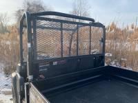 Extreme Metal Products, LLC - Kubota RTV Cab Back/Dust Stopper (Hard Coated on Both Sides) - Image 6