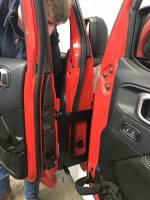 Extreme Metal Products, LLC - Jeep JL, JK and TJ Door Hangers - Image 3