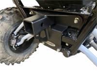 "Extreme Metal Products, LLC - Kawasaki KRX Rear 2"" Receiver/Tow Hook - Image 4"