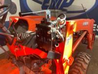 Extreme Metal Products, LLC - Kubota Tractor Auxilary Hyrdraulics Bracket - Image 3