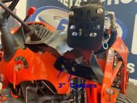 Extreme Metal Products, LLC - Kubota Tractor Auxilary Hyrdraulics Bracket - Image 5