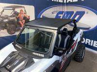 UTV Parts & Accessories - Extreme Metal Products, LLC - Teryx KRX 1000 Aluminum Top/Roof