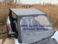 Extreme Metal Products, LLC - Teryx KRX 1000 Aluminum Top/Roof - Image 8