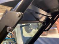 Extreme Metal Products, LLC - Honda Pioneer 500 Laminated Glass Windshield - Image 6