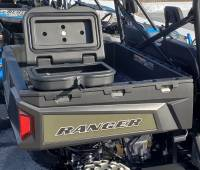 Extreme Metal Products, LLC - Polaris Ranger/ General in Bed Storage Box - Image 3