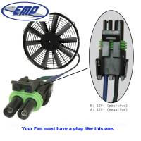 Extreme Metal Products, LLC - RZR Fan Over ride Wiring Harness - Image 3