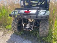 Extreme Metal Products, LLC - Honda Pioneer 500 Rear Bumper - Image 1